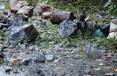 Phú Yên: Người đàn ông bị đá đè tử vong khi đang đục đá