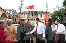 Phát huy truyền thống cách mạng của các cựu tù chính trị