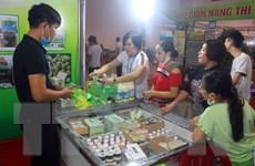 350 gian hàng tham gia hội chợ Mỗi xã một sản phẩm Quảng Ninh