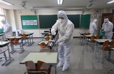 Hàn Quốc: Số ca mắc COVID-19 tăng trở lại mức trên 30 ca