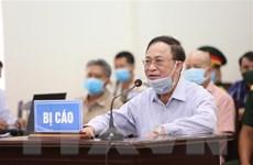 Xử sơ thẩm vụ Đinh Ngọc Hệ: Bị cáo Nguyễn Văn Hiến bị xử phạt 4 năm tù
