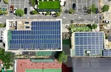EVN ký hợp đồng điện Mặt Trời mái nhà cho khách hàng từ ngày 23/5