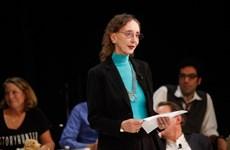 Nữ văn sỹ Mỹ giành giải văn chương và khoa học Cino del Duca 2020