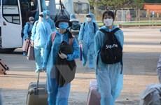 Hình ảnh Đà Nẵng đón hơn 300 công dân từ Hàn Quốc về nước