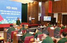 Thực hiện nhiệm vụ quân sự quốc phòng trong trạng thái bình thường mới
