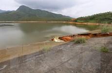 Phú Thọ: Đảm bảo đủ nước tưới cho người dân sau vụ vỡ đập Đầm Thìn