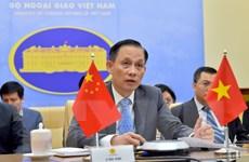 Quan hệ Việt-Trung vẫn duy trì xu thế phát triển tích cực