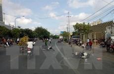 Hòa Bình: Xe máy va chạm với ôtô, hai nữ sinh thương vong