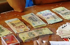 Tạm giữ một trưởng phòng Sở Nội vụ Thanh Hóa liên quan đến đánh bạc