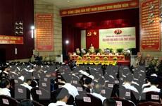 Thường trực Ban Bí thư dự Đại hội Đại biểu Đảng bộ huyện Tiền Hải