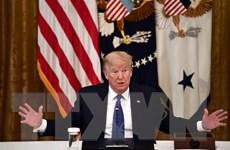 Tổng thống Trump chuyển địa điểm tổ chức đại hội của đảng Cộng hòa