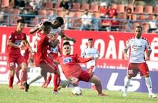 Hải Phòng hòa nhạt TP. HCM không bàn thắng trong ngày V-League trở lại