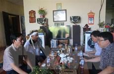 Thăm hỏi gia đình nạn nhân trong vụ tai nạn nghiêm trọng ở Thanh Hóa