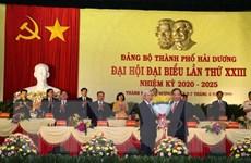 Hải Dương tổ chức thành công đại hội điểm cấp trên cơ sở
