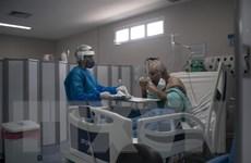 COVID 19: Brazil là nước ghi nhận số ca nhiễm mới nhiều nhất