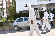 Maroc gia hạn tình trạng khẩn cấp về y tế đến ngày 10/7