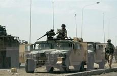 Mỹ cam kết giảm quân số đồn trú ở Iraq trong vài tháng tới
