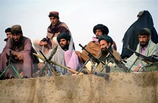 Lực lượng an ninh Afghanistan chặn đứng cuộc tấn công của Taliban