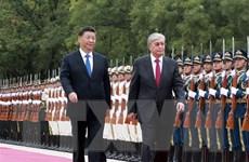 """Ngoại giao """"Con đường Tơ lụa"""" của Trung Quốc ở Kazakhstan"""