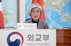 Giới chức Hàn Quốc và ASEAN trao đổi hợp tác song phương