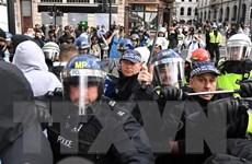 Cảnh sát London bắt giữ 113 người biểu tình cực hữu