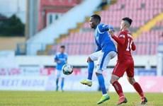 """V-League 2020: Hải Phòng thua """"cay đắng"""" trên sân nhà"""