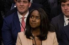Nữ quan chức da đen cấp cao nhất trong chính quyền Mỹ từ chức