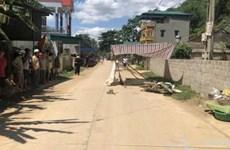 Hòa Bình: Ôtô đầu kéo đâm xe máy làm 1 người tử vong