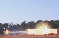 Mỹ lần đầu phóng thử bom mới GBB-53/B từ máy bay chiến đấu