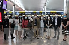 Hỗ trợ điều trị COVID-19 với thành viên cơ quan Việt Nam ở nước ngoài