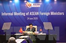 Đại diện thành viên ASEAN bàn thảo nhiều nội dung hợp tác quan trọng