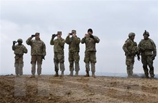 Mỹ dự kiến điều chuyển binh sỹ đồn trú từ Đức sang Ba Lan
