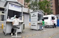 Tình hình dịch COVID-19 tại Trung Quốc, Hàn Quốc và Mỹ