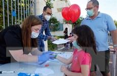 Israel phát triển lớp phủ khử trùng bề mặt để phòng virus SARS-CoV-2