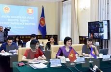 ASEAN 2020: Chung tay hành động nâng cao vị thế của phụ nữ