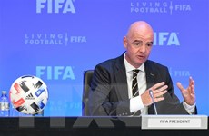 FIFA thông qua khoản cứu trợ 1,5 tỷ USD cho bóng đá thế giới