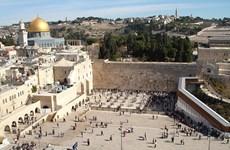 Jordan lên án Israel về việc lắp đặt thang máy ở thành cổ Jerusalem