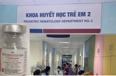 TP.HCM: Chuyển công an điều tra vụ truyền thuốc hết hạn cho bệnh nhi