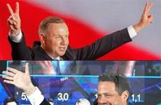 Ba Lan sẽ phải tổ chức cuộc bầu cử tổng thống vòng hai