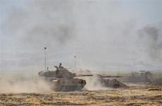 Thổ Nhĩ Kỳ thiết lập nhiều căn cứ quân sự ở miền Bắc Iraq