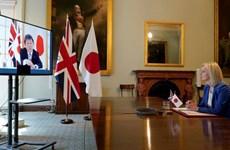 Nhật Bản và Anh đặt mục tiêu ký thỏa thuận thương mại vào cuối tháng 7