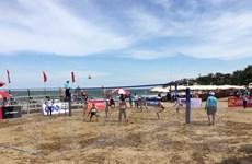 Khai mạc Giải vô địch bóng chuyền bãi biển quốc gia năm 2020