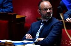Thủ tướng Pháp Edouard Philippe cùng các thành viên nội các từ chức