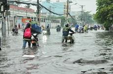 Từ ngày 3-12/7, các khu vực trong cả nước đều có mưa và dông