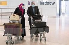 Anh: Vùng England bỏ quy định cách ly đối với khách từ hơn 50 nước
