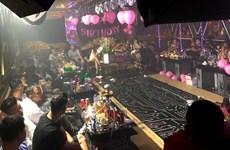 TP.HCM: Kiểm tra 2 quán karaoke, phát hiện 87 người dương tính