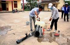 Hà Tĩnh: Xuất hiện ổ bệnh sốt xuất huyết đầu tiên trong năm 2020