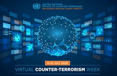Triển lãm trực tuyến nhân Tuần lễ Chống khủng bố của LHQ