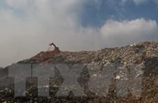 Lâm Đồng: Bãi rác Cam Ly lại sạt lở do khai thác đá trái phép