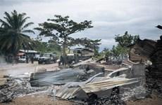 Thảm sát đẫm máu tại CHDC Congo, ít nhất 20 dân thường thiệt mạng